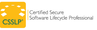 Certified Secure Software Lifecycle Professional Training (CSSLP)